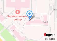 Компания «Архангельская областная клиническая больница» на карте