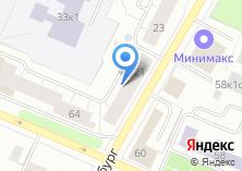 Компания «Магазин сантехники 1» на карте