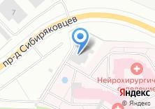 Компания «Avtoprima» на карте