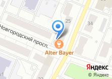 Компания «Ирия» на карте