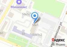 Компания «НАДЕНЬКА» на карте