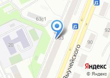 Компания «Норд-Консалт» на карте