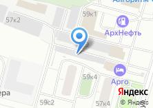 Компания «Discont-Авто» на карте