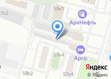 Компания «Авто Люкс» на карте