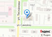 Компания «Компания по заказу спецтехники» на карте