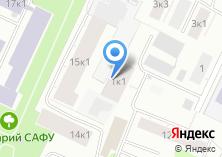 Компания «МТООПС» на карте