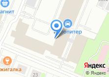 Компания «Архмедиапром» на карте