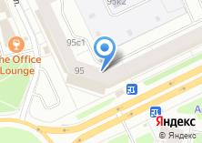 Компания «АРХЮРЦЕНТР» на карте