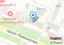 Компания «Архангельская городская коллегия адвокатов» на карте