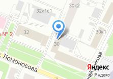 Компания «Ломоносовская коллегия адвокато» на карте