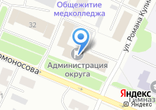 Компания «Совет ветеранов войны и труда Ломоносовского округа» на карте
