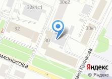 Компания «Мировые судьи г. Архангельска» на карте