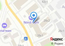 Компания «СпецМаркет» на карте