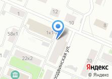 Компания «BARBER SHOP Усачев Андрей» на карте