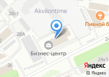 Компания «Эксперт-Консалт» на карте