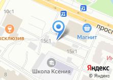 Компания «Адвокатский кабинет Макогоновой Ю.А» на карте