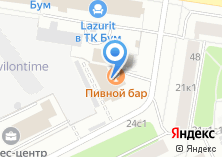 Компания «Магазин мяса и рыбы» на карте