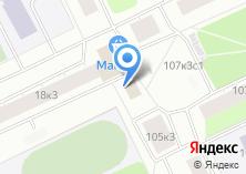 Компания «Архангельск» на карте