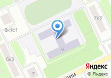 Компания «Средняя общеобразовательная школа №33» на карте