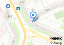Компания «Сервисная Оконная Служба» на карте