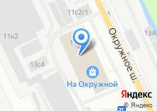 Компания «Радио Маркет» на карте