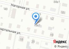 Компания «НОВОАВТО» на карте