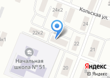 Компания «РетСам» на карте
