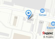 Компания «Двина-строй проект» на карте