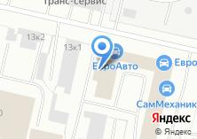 Компания «РусАвто Service» на карте