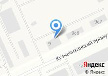 Компания «Лидер Керамик» на карте