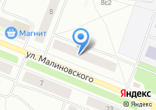 Компания «Телеателье» на карте
