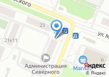 Компания «Союзпечать» на карте