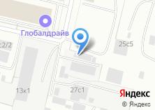 Компания «Мастер-Град» на карте