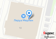 Компания «ТехАвто» на карте