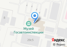 Компания «МРЭО ГИБДД по Архангельской области» на карте