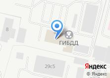 Компания «ФондСервисБанк» на карте
