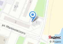 Компания «РОСТЭКСТРОЙ» на карте