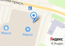 Компания «Промышленная сантехника» на карте