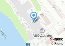 Компания «Ortoletto» на карте