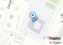 Компания «Избирательный участок №144» на карте