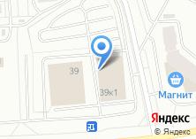Компания «Строящееся административное здание по ул. Стрелковая» на карте