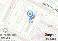 Компания «Наш дом-Архангельск 3 4 5 6» на карте