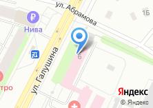 Компания «Архангельский социально-реабилитационный центр для несовершеннолетних» на карте