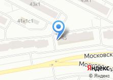 Компания «Строящийся жилой дом по ул. Московский проспект» на карте