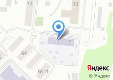 Компания «Детский сад №21 Лесная сказка» на карте