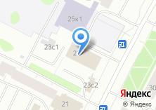 Компания «Елизавета» на карте