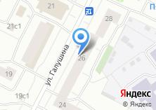 Компания «Выпускник» на карте