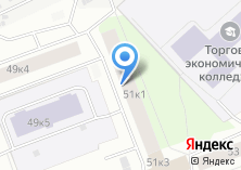 Компания «Техногрейд-Архангельск» на карте