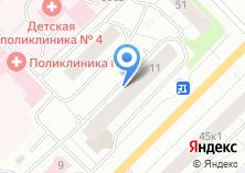 Компания «Лекарня» на карте
