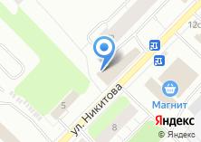 Компания «Компания по производству мебели под заказ» на карте